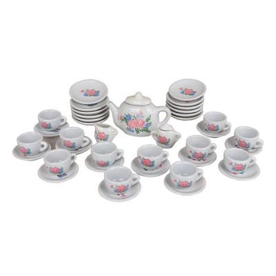Чайный набор керамика 41 предмет