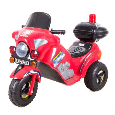 Мотоцикл для катания 60х100х45 красный