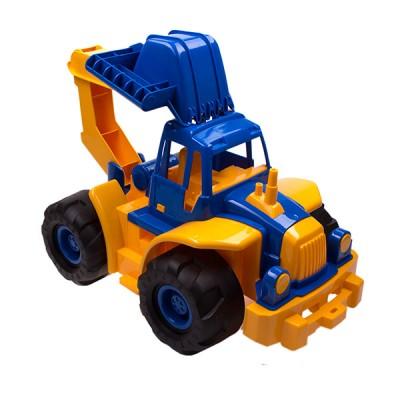 Трактор с ковшом 45 см