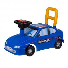 Машина каталка CARABINIERI