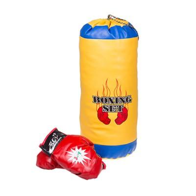 Боксерский мешок 55х22 см