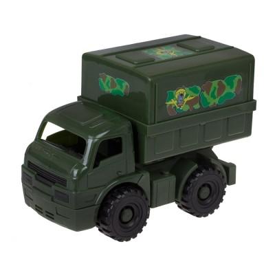 Фургон Армейский 22х16х12 см