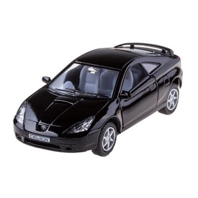 Модель 1:34 Toyota Celica 12,5х5 см