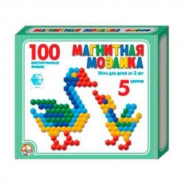 Мозаика шестигранная 100 фишек