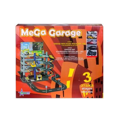 Мега гараж 50х13,5х59 см