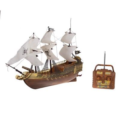 Корабль Весёлый Роджер 30х43х12 см