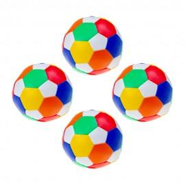 Набор мячей мягконабивных  4 шт
