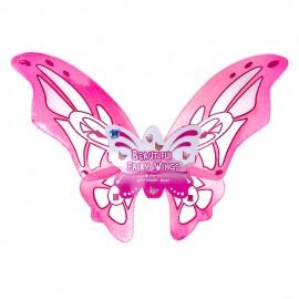Крылья Бабочки розовые  81х66 см