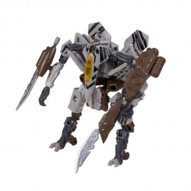 Робот-трансформер Истребитель 18х12 см