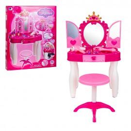 Туалетный столик со стульчиком