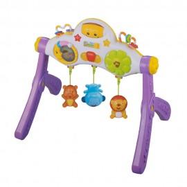 Дуга с развивающими игрушками