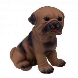Собака-пищалка 17х13 см