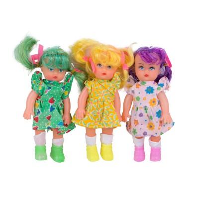 Набор кукол 3 шт 16 см