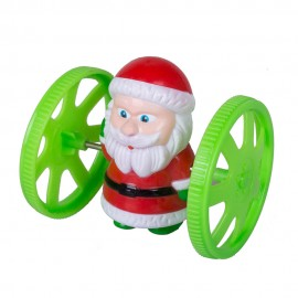 Заводная игрушка на колёсах 6х7х5 см