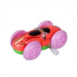 Заводная игрушка Машина-перевёртыш 7х4х3 см
