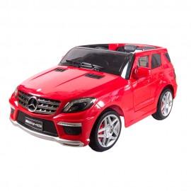 Машина радиоуправляемая для катания детей 60х120х55 см Красная