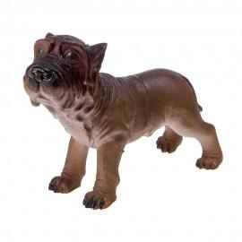 Собака-пищалка резиновая