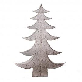 Новогоднее украшение Елка белая 120см