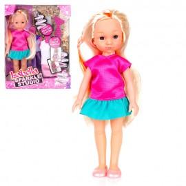 Кукла Изабелла и студия блеска 25 см