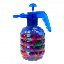 Водяные бомбочки в бутылке