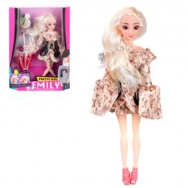 Кукла с набором аксессуаров 29 см