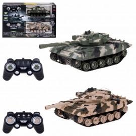 Набор танков на радиоуправлении