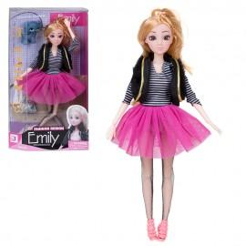 Кукла Эмили с набором аксессуаров 29 см