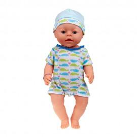 Кукла-пупс с набором  45 см