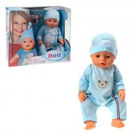 Кукла-пупс с набором 40 см
