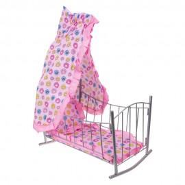Кроватка для кукол 47х32,5х65 см