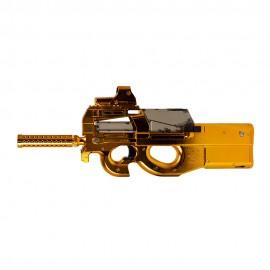 Оружие с гидрогелевыми пулями