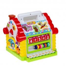 """Развивающая игрушка """"Чудесный домик"""""""