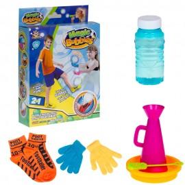 Мыльные пузыри с перчатками (80мл)
