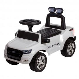 Машина Для Катания Детей цвет белый  70х45х43 см