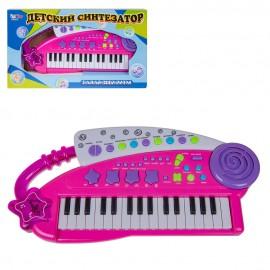 Детский синтезатор 32 клавиши