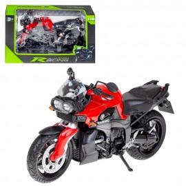 Металлический Мотоцикл 1:12