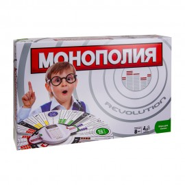 Монополия с банковскими картами (звук)