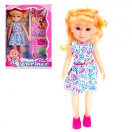 Кукла 35см с набором аксессуаров