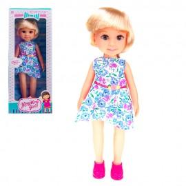 Кукла 35см с расческой