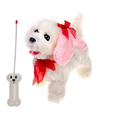 Собака на радиоуправлении