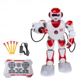Интерактивный робот на радиоуправлении ( движение, стреляет, свет, звук)