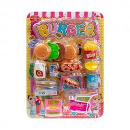 Набор Бургерная 26 предметов