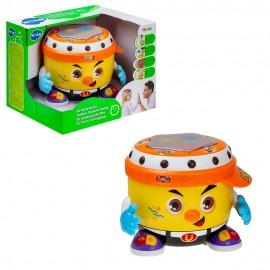 Развивающая игрушка Музыкальный Барабан (свет,звук)  25,5х21,5х20,5 см