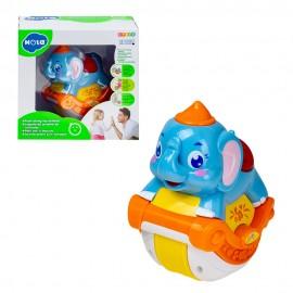 Развивающая игрушка Зверюшки-качалки 19х12х18 см