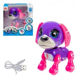 Интерактивная собака Умный щенок на аккумуляторе с USB