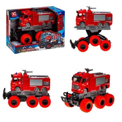 Машина инерционная Пожарная 24х12х17 см