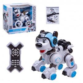 Радиоуправляемая интерактивная собака-робот (свет,танц,USB)