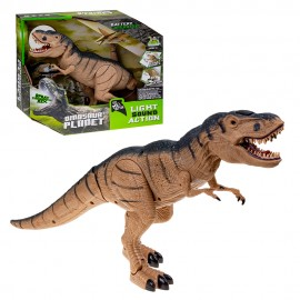 Динозавр огнедышащий (свет звук)