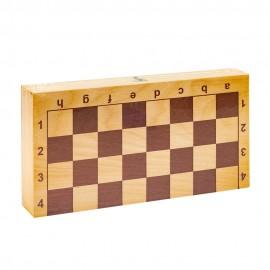 """Игра настольная """"Шахматы и шашки"""""""