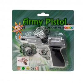 Пистолет металлический